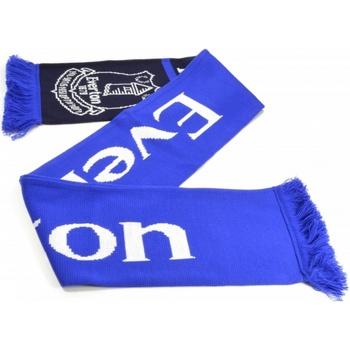 Accessoires textile Echarpes / Etoles / Foulards Everton Fc  Bleu/Blanc/Bleu marine