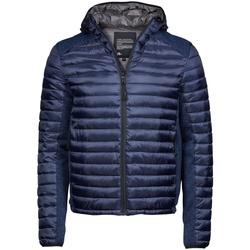 Vêtements Homme Doudounes Tee Jays TJ9610 Bleu Marine