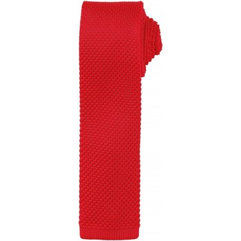 Vêtements Homme Cravates et accessoires Premier Textured Rouge