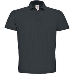 Vêtements Homme Polos manches courtes B And C ID.001 Anthracite