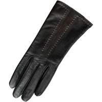 Accessoires textile Femme Gants Eastern Counties Leather Contrast Noir / marron