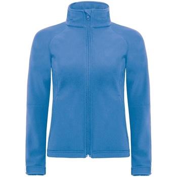 Vêtements Femme Coupes vent B And C JW937 Bleu