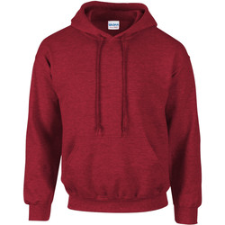 Vêtements Sweats Gildan Hooded Rouge cerise antique