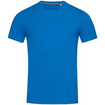 Vêtements Homme T-shirts manches courtes Stedman Stars Clive Bleu foncé
