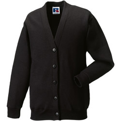 Vêtements Enfant Gilets / Cardigans Jerzees Schoolgear 273B Noir