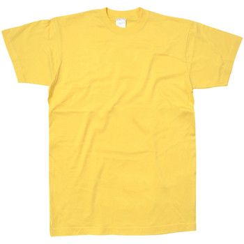 Vêtements Homme T-shirts manches courtes Stedman Comfort Jaune