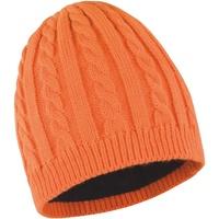 Accessoires textile Bonnets Result Marine Orange brûlé