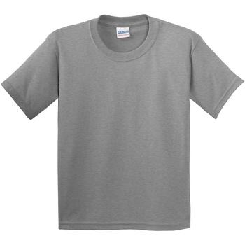 Vêtements Enfant T-shirts manches courtes Gildan 5000B Gris sport
