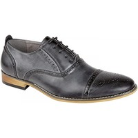Chaussures Homme Richelieu Goor Oxford Gris
