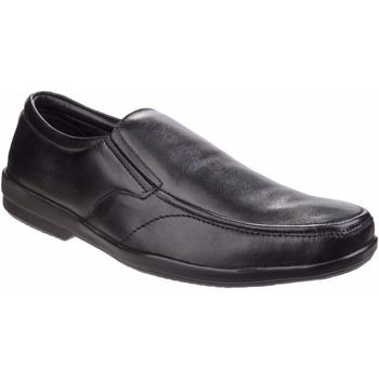Chaussures Homme Mocassins Fleet & Foster Formal Noir