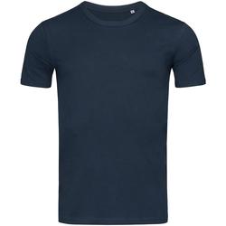 Vêtements Homme T-shirts manches courtes Stedman Stars Morgan Bleu marine