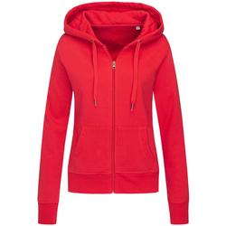 Vêtements Femme Sweats Stedman Active Rouge