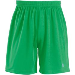 Vêtements Enfant Shorts / Bermudas Sols 01222 Vert vif