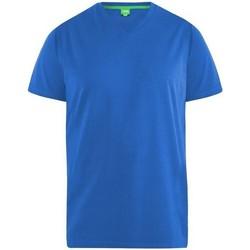 Vêtements Homme T-shirts manches courtes Duke Signature Bleu