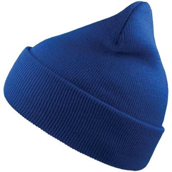 Accessoires textile Bonnets Atlantis Beanie Bleu roi