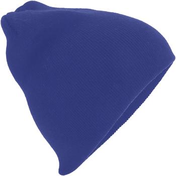 Accessoires textile Bonnets Beechfield B44 Bleu marine