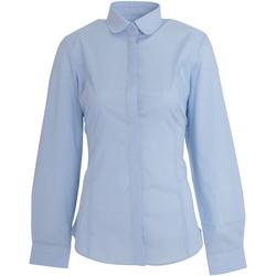 Vêtements Femme Chemises / Chemisiers Brook Taverner Trevi Bleu ciel