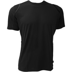 Vêtements Homme T-shirts manches courtes Gamegear Cooltex Noir/Noir