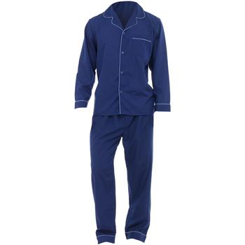 Vêtements Homme Pyjamas / Chemises de nuit Universal Textiles  Bleu marine