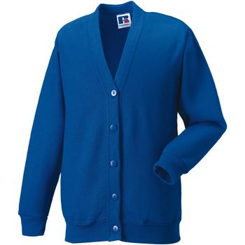 Vêtements Enfant Gilets / Cardigans Jerzees Schoolgear 273B Bleu roi vif