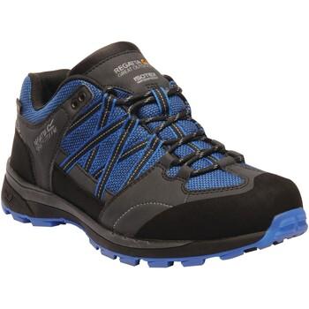 Chaussures Homme Randonnée Regatta Samaris Bleu/gris