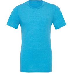 Vêtements Homme T-shirts manches courtes Bella + Canvas Triblend Aqua