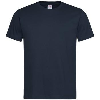 Vêtements Homme T-shirts manches courtes Stedman Classics Bleu foncé