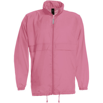 Vêtements Homme Coupes vent B And C Sirocco Rose