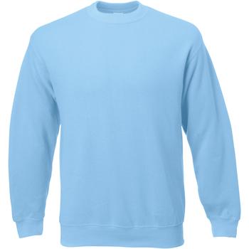 Vêtements Homme Sweats Universal Textiles Jersey Bleu clair