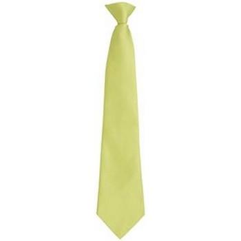 Vêtements Homme Cravates et accessoires Premier PR785 Vert citron