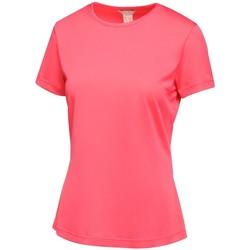 Vêtements Femme T-shirts manches courtes Regatta Torino Rose