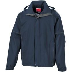 Vêtements Homme Coupes vent Result R111M Bleu marine