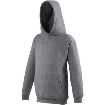 Vêtements Enfant Sweats Awdis Hooded Gris foncé