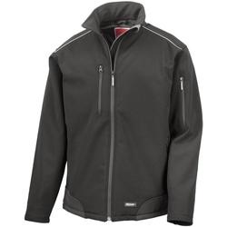 Vêtements Homme Coupes vent Result R124X Noir/Noir