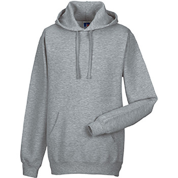 Vêtements Homme Sweats Russell Hooded Gris clair