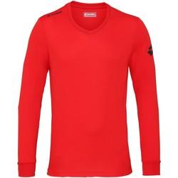 Vêtements Homme T-shirts manches longues Lotto Jersey Rouge feu