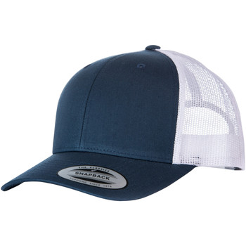 Accessoires textile Casquettes Yupoong YP023 Bleu marine/Blanc