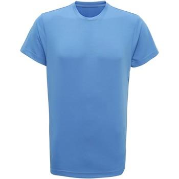 Vêtements Homme T-shirts manches courtes Tridri TR010 Bleu
