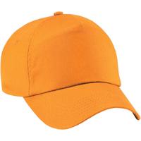 Accessoires textile Fille Casquettes Beechfield Baseball Orange