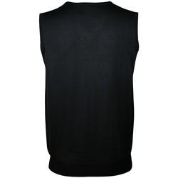 Vêtements Homme Gilets / Cardigans Sols Gentlemen Noir