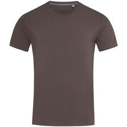Vêtements Homme T-shirts manches courtes Stedman Stars Clive Marron