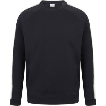 Vêtements Sweats Skinni Fit Contrast Bleu marine / blanc