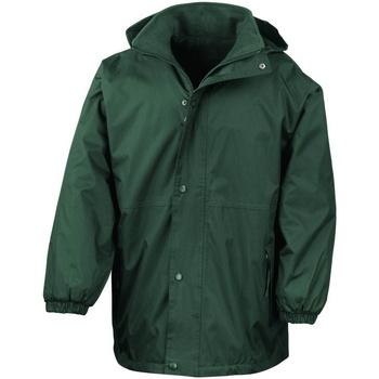 Vêtements Homme Coupes vent Result R160X Vert /Vert