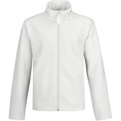 Vêtements Homme Vestes de survêtement B And C Two Layer Blanc