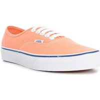 Chaussures Homme Baskets basses Vans U AUTHENTIC CANTELOUPE Rose