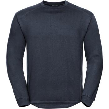 Vêtements Homme Sweats Russell Sweatshirt de travail BC1050 Bleu marine