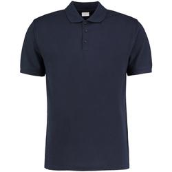 Vêtements Homme Polos manches courtes Kustom Kit KK413 Bleu marine