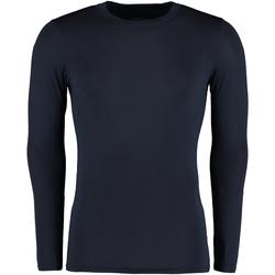 Vêtements Homme T-shirts manches longues Gamegear Warmtex Bleu marine