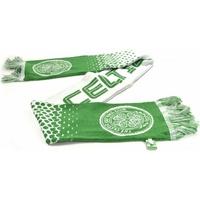 Accessoires textile Echarpes / Etoles / Foulards Celtic Fc Fade Vert/Blanc