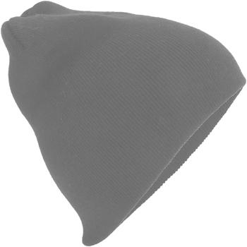 Accessoires textile Bonnets Beechfield B44 Gris